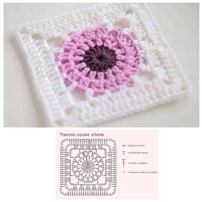 Pin de Kathy Araya en cojín | Pinterest | Ganchillo, Croché y Colchas