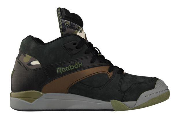 Elemental Raza humana No lo hagas  Reebok & Foot Locker Release an Exclusive Camo Court Victory Pump ...