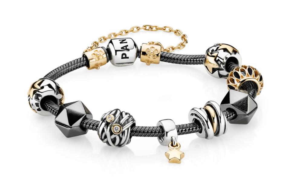 Pandora All American Inspirational Bracelet