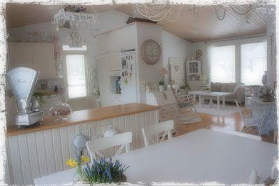 Villa Hov life: living room