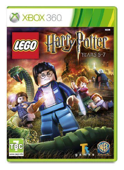 Lego Harry Potter Years 5 7 Xbox 360 Amazon Co Uk Pc Video