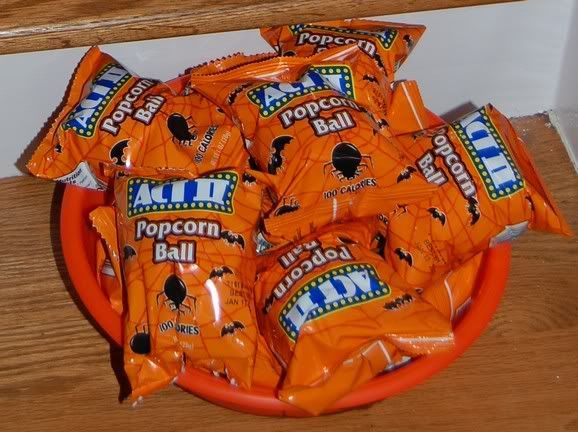 Popcorn Balls Sams Club Usually Carries This Product For Halloween