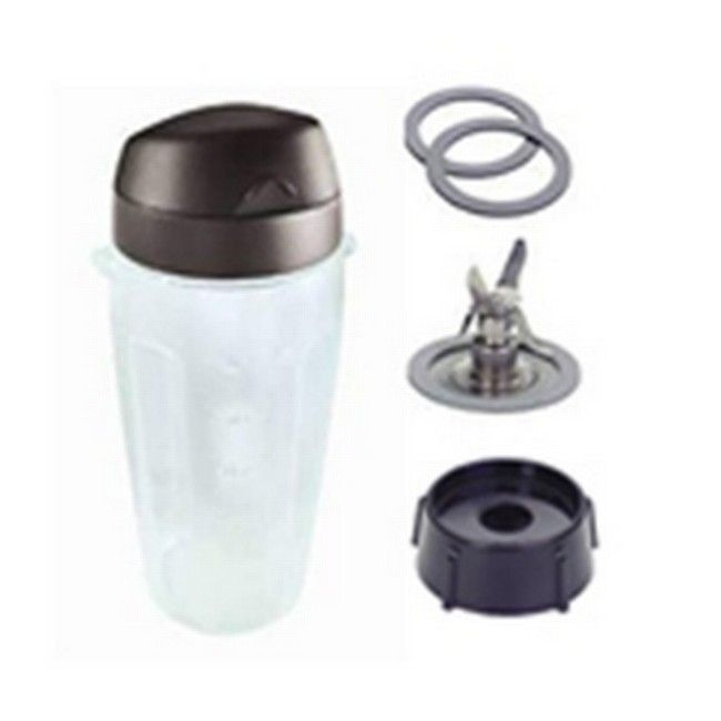 """<span itemprop=""""name"""">Oster 6026-000 Blend N Go Smoothie Kit for Oster & Osterizer Blenders</span> $11.99"""