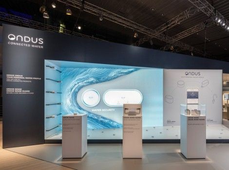 GROHE BRAND EXPERIENCE AT THE ISH 2017 by schmidhuber | 01-3 ...