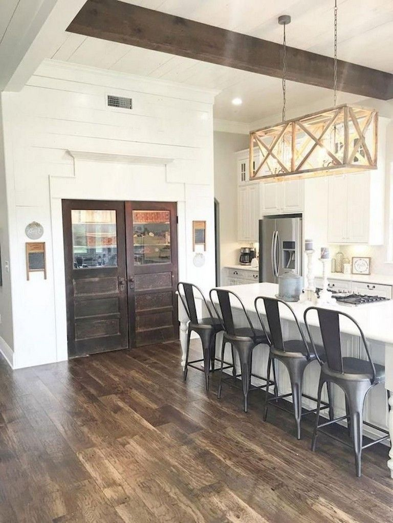 ATTRACTIVE 100+ RUSTIC KITCHEN CABINET IDEAS Kitchen Pinterest