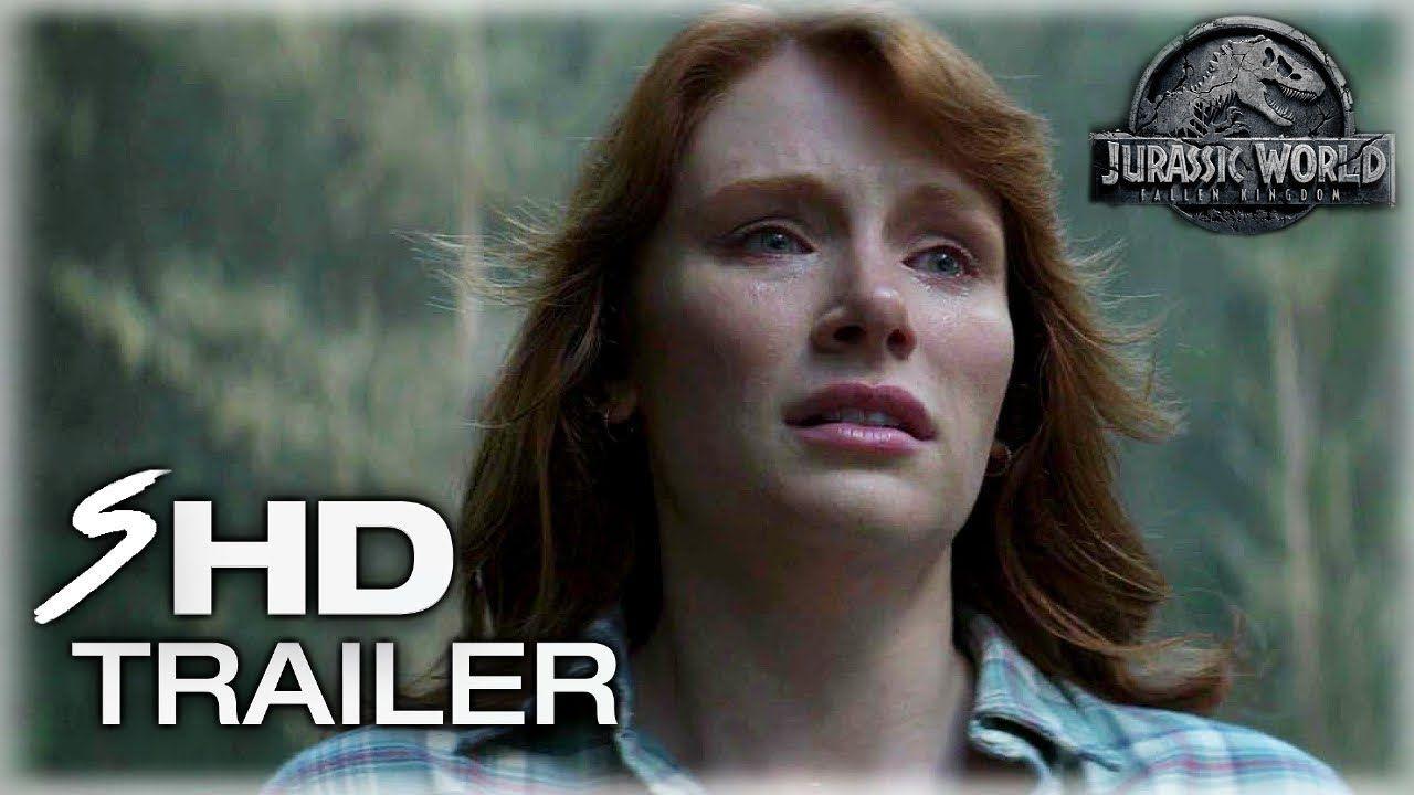 Jurassic World 2: Fallen Kingdom (2018) First Look Trailer