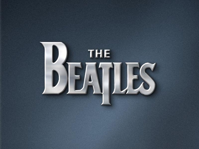 The Beatles Logo Wallpaper Fondos De Pantalla The