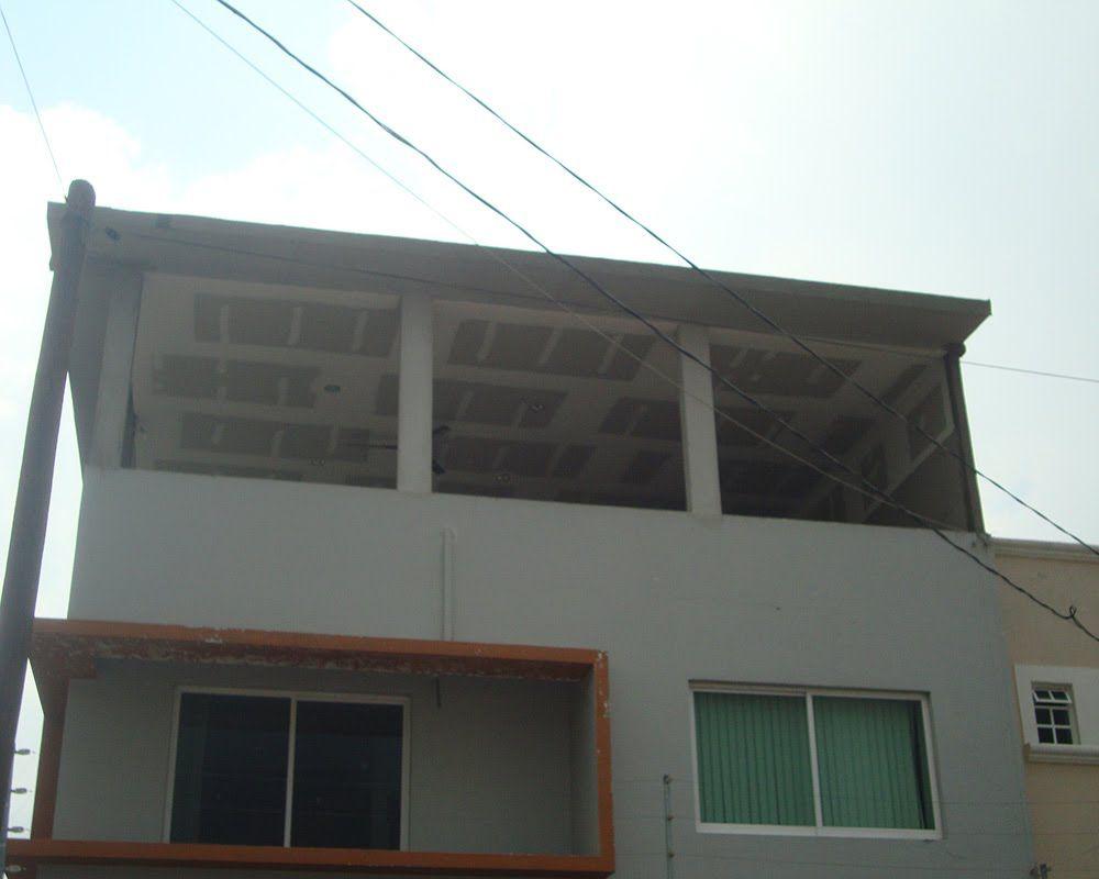 Construcciones ligeras para cuartos en azotea patios y for Patios y terrazas