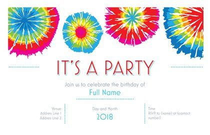 Personalized Invitations Announcements Designs Child Birthday