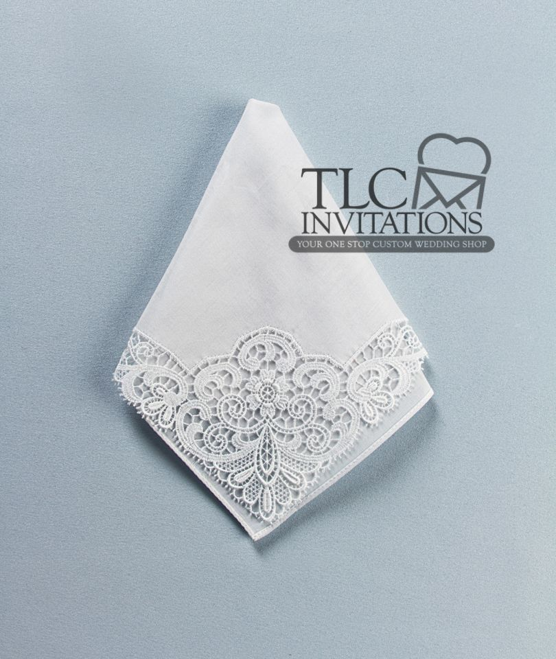 This Lovely Irish Linen Handkerchief Includes Instructions To Convert The Bridal Into A Baby Bonnet True Heirloom Keepsake