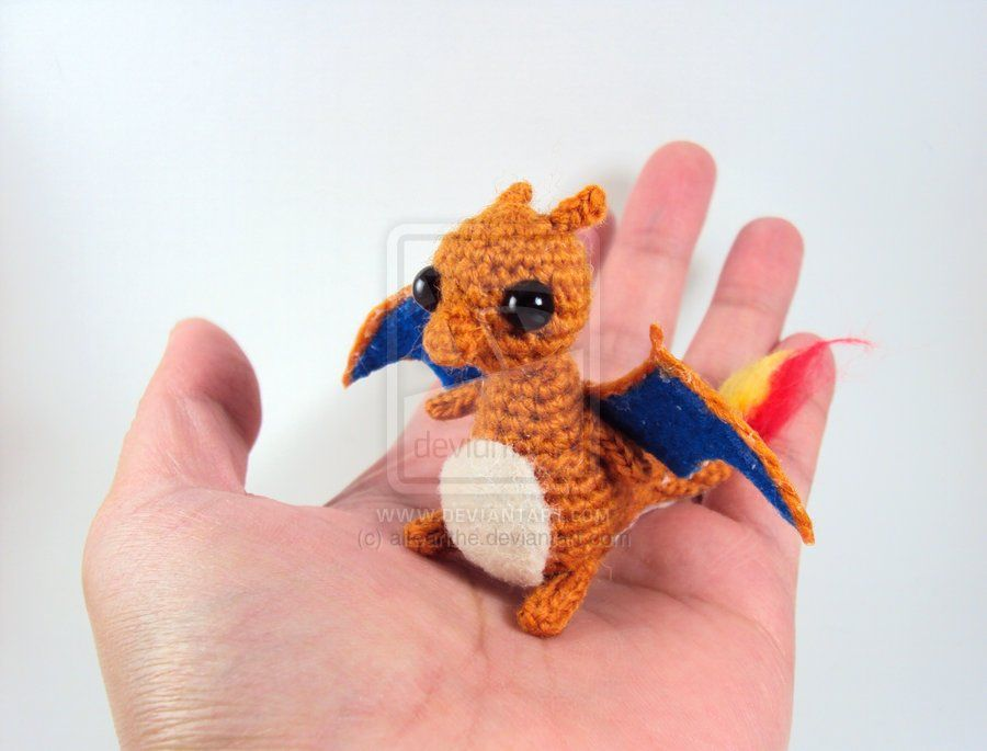 This is so darling! I want! 006 - Charizard by altearithe.deviantart ...