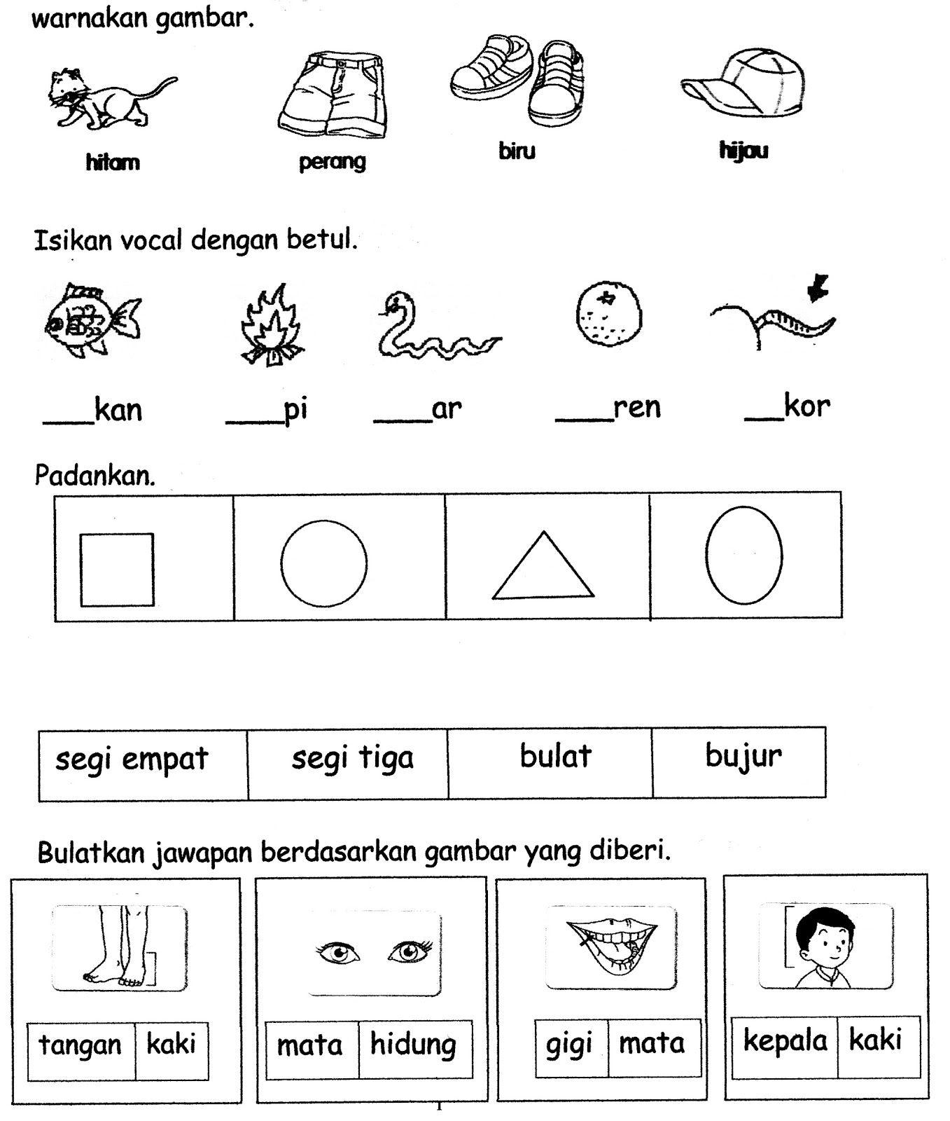 latihan bahasa malaysia tahun 1 Google Search