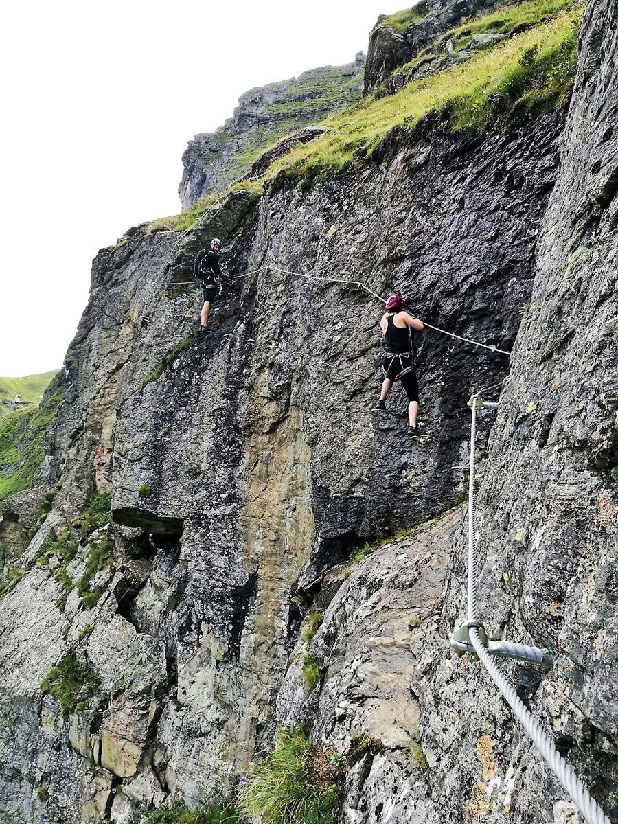 Montafon Klettersteig