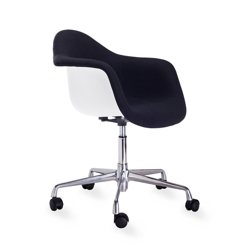 Silla TOWER ARMS OFFICE -Tapizado- (Sillas de oficina) - Eames ...