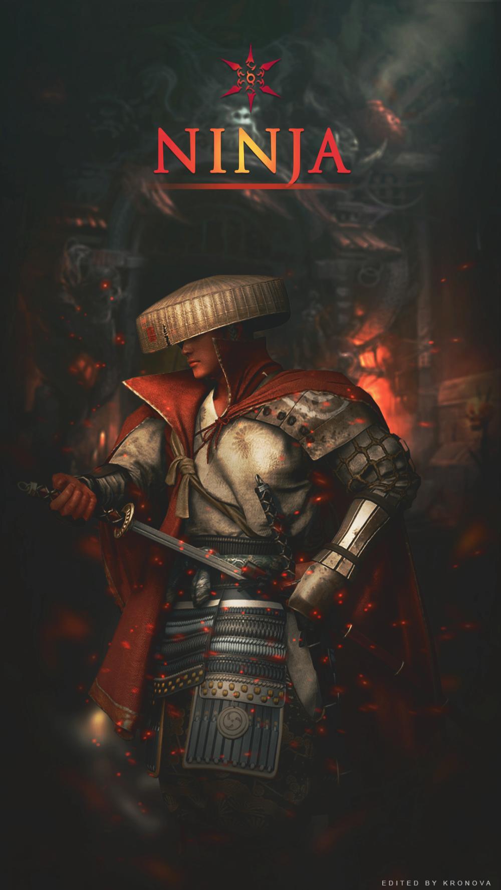 Black Desert Online Ninja Art Wallpaper Cool Art