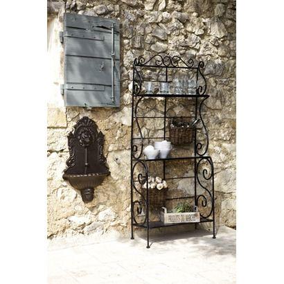 eisenregal mirabeau ideen rund ums haus regal diele und haus. Black Bedroom Furniture Sets. Home Design Ideas