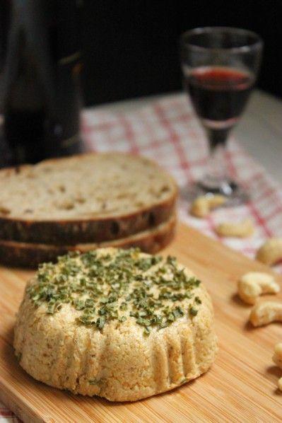 Fromage de cajou 100% végétal #vegan | Cuisine et ...
