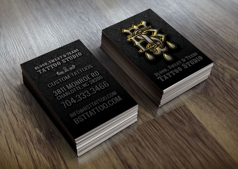 BST Business Cards | Business and Business cards