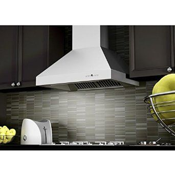 Amazon Com Z Line Zl667 48 48 Quot Wall Mount Range Hood 1200 Cfm Wall Mount Range Hood Range Hood Kitchen And Bath