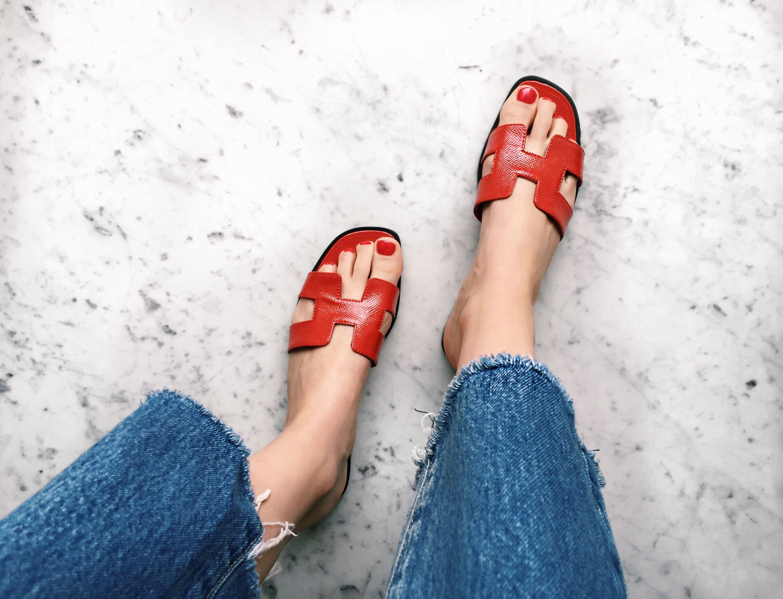 #shoes Red Alert