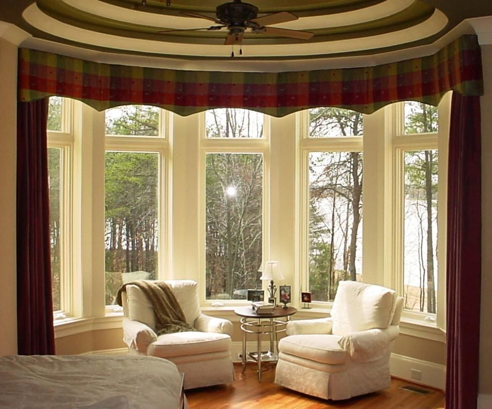 Window treatments ideas make perfect window treatments for furniture ideas curtains for bay windows idea curtains for bay windows idea 6 planetlyrics Gallery
