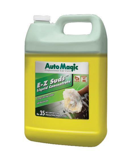 E-Z Suds Liquid Concentrate - Auto Magic