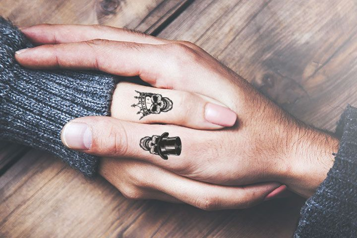 31 Best Matching Couples Tattoos Designs