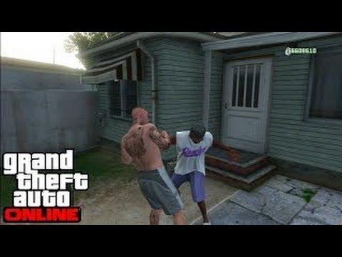 Most Intense Fight Ever (GTA Online) #GrandTheftAutoV #GTAV #GTA5 #GrandTheftAuto #GTA #GTAOnline #GrandTheftAuto5 #PS4 #games
