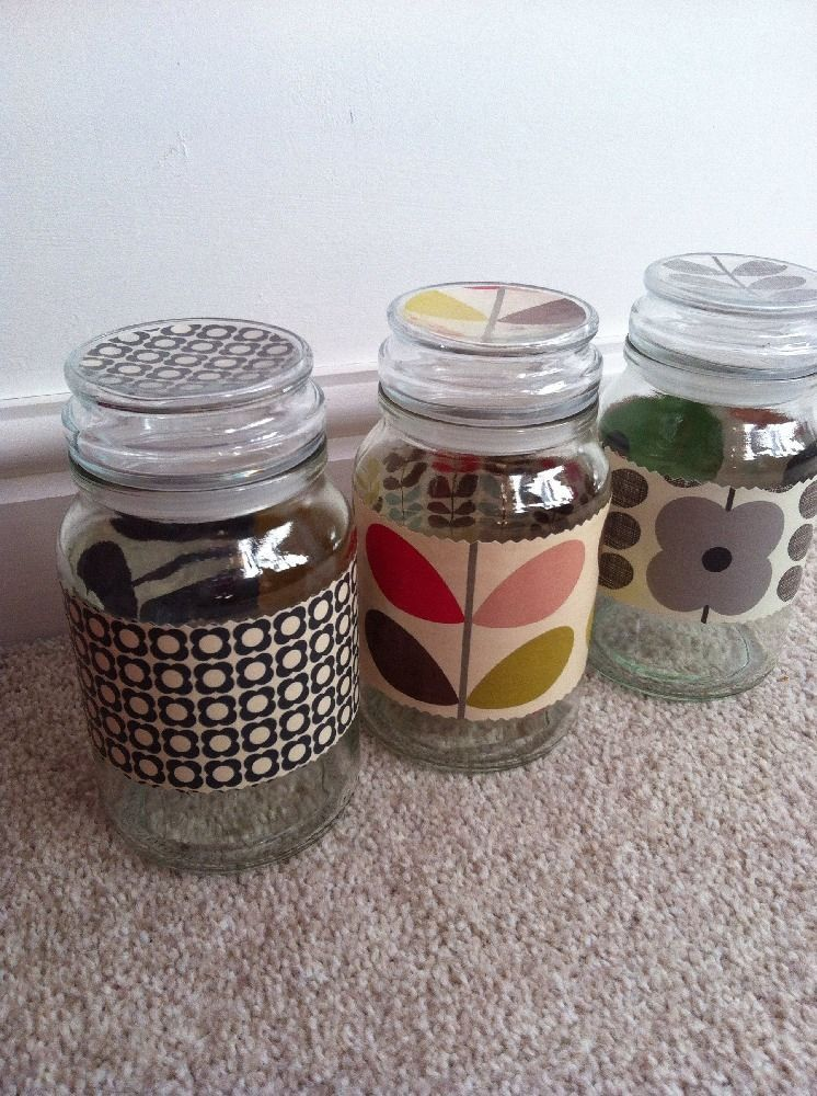Kitchen Storage & Organization Kitchen, Dining & Bar Orla Kiely Coffee Jar Buy Now