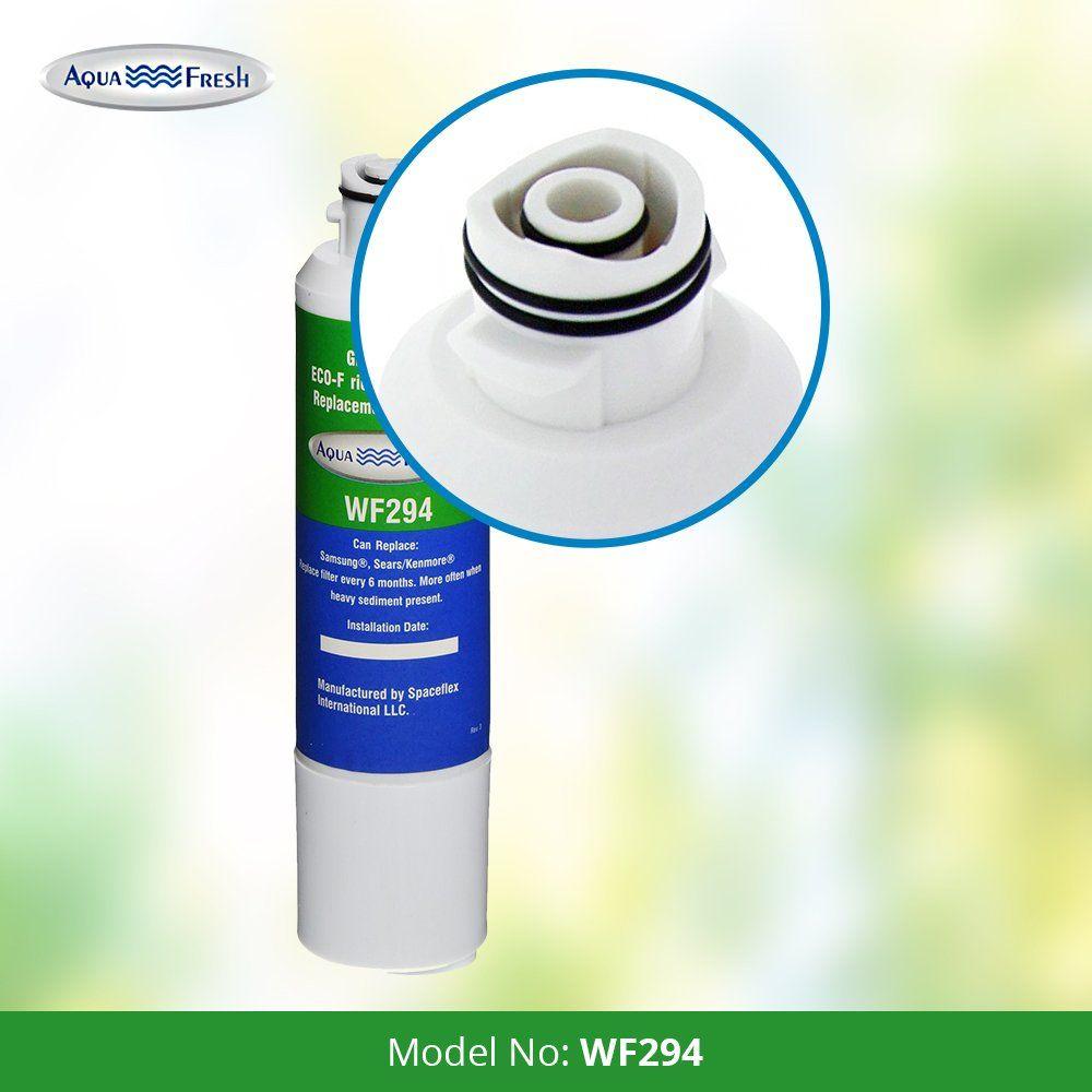 Samsung Fresh Water Refrigerator Water Filters 4 Pack