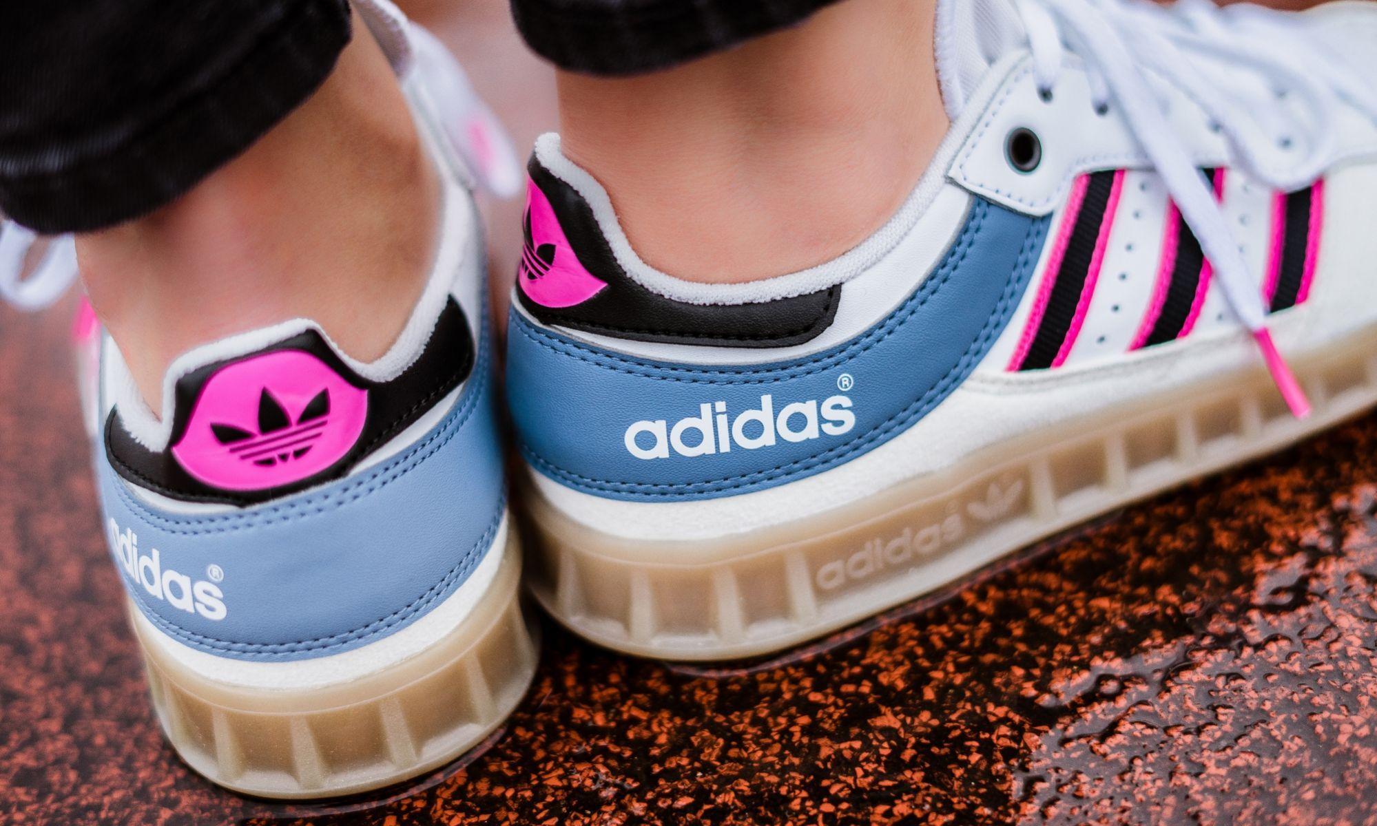 adidas Handball Top (weiß pink) CQ2313 | 43einhalb