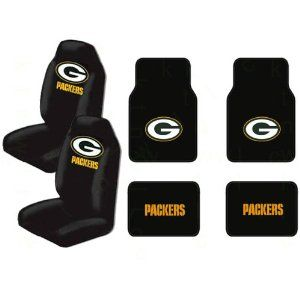NFL Green Bay Packers Car Accessories   Green Bay Packers ...