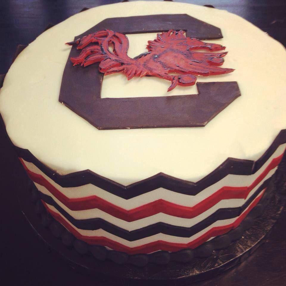 Gamecock Cake Gamecocks Pinterest Cake Birthday And
