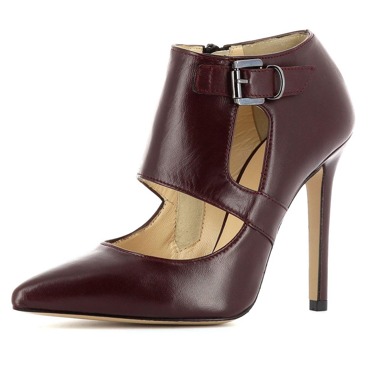 Pompes Écharpe Noire Chaussures Evita mXT4bm4e