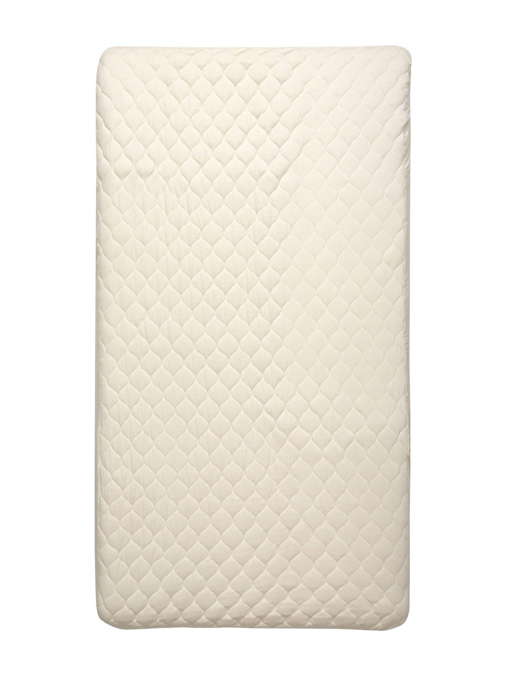 Organic Cotton Cradle Mattress Pad Mattress, Mattress