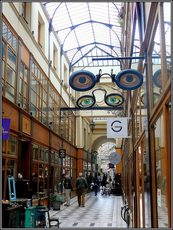 Passage du Grand Cerf, Paris   Flickr - Photo Sharing!