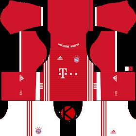 Dream League Soccer Kits 2016 Bayernmunchen3 Dls16