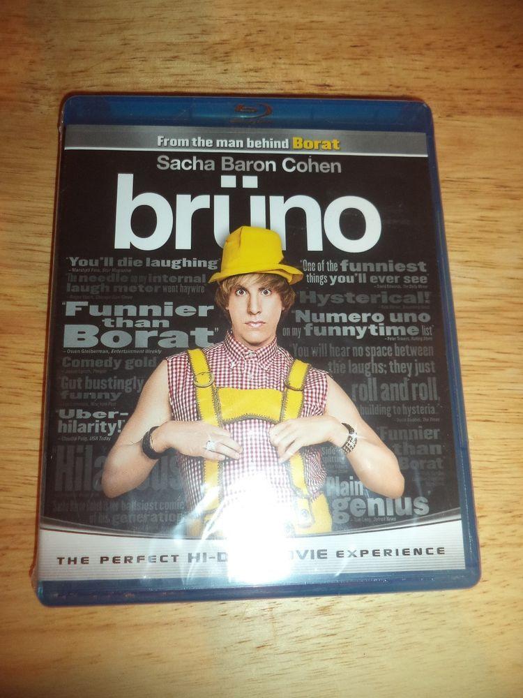 Brüno (Blu-ray Disc, 2009)