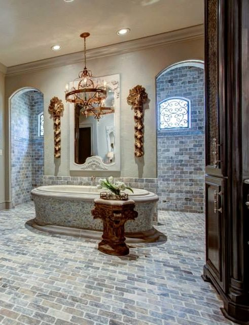 Not A Fan Of The Rest Of The Design And The Bathroom Is Huge But Awesome Bathroom Remodeling Naples Fl Concept