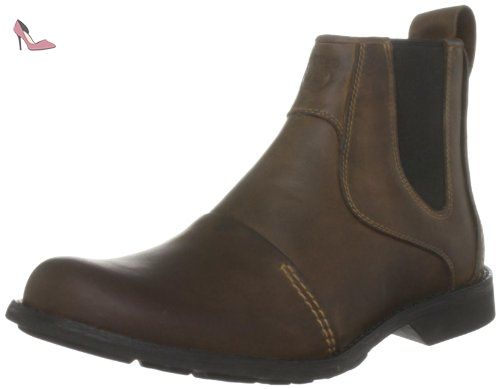 chaussures montantes timberland homme