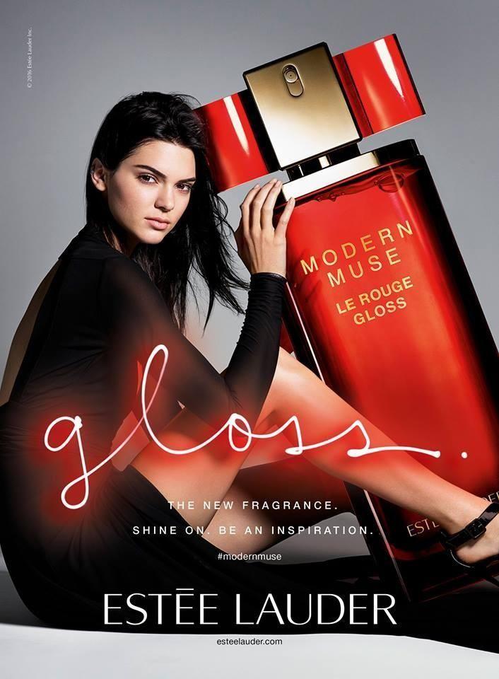Estee Lauder Modern Muse Le Rouge Gloss Fragrance 2016 Estee Lauder Modern Muse Le Rouge Gloss Estee Lauder Modern Muse Kendall Jenner Estee Lauder
