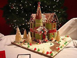 Gingerbread house - Wikipedia, the free encyclopedia