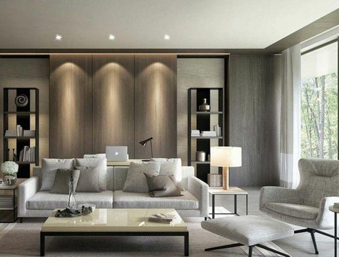 ▷ 1001 + idées fantastiques pour la déco de votre salon moderne - decoration de salon moderne