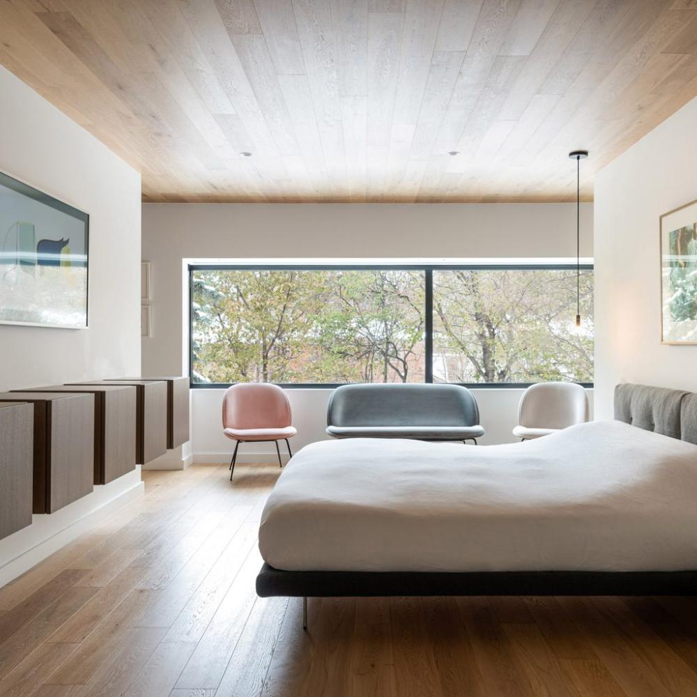 Custom Home Designs Toronto: Canadian Architectural Practice StudioAC Has Taken Cues