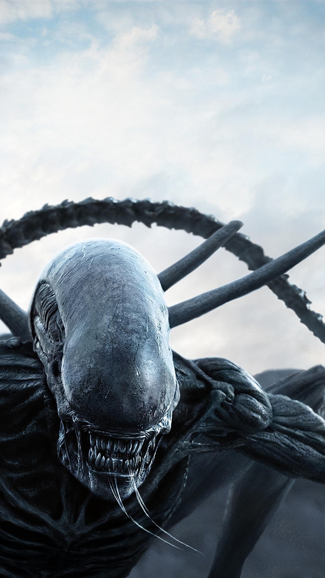 Alien Covenant 2017 Phone Wallpaper In 2019 Alien