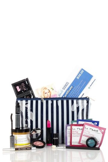 Hautelook Spring Beauty Bag By On 25 Lorac Urban Decay Laura Gellar