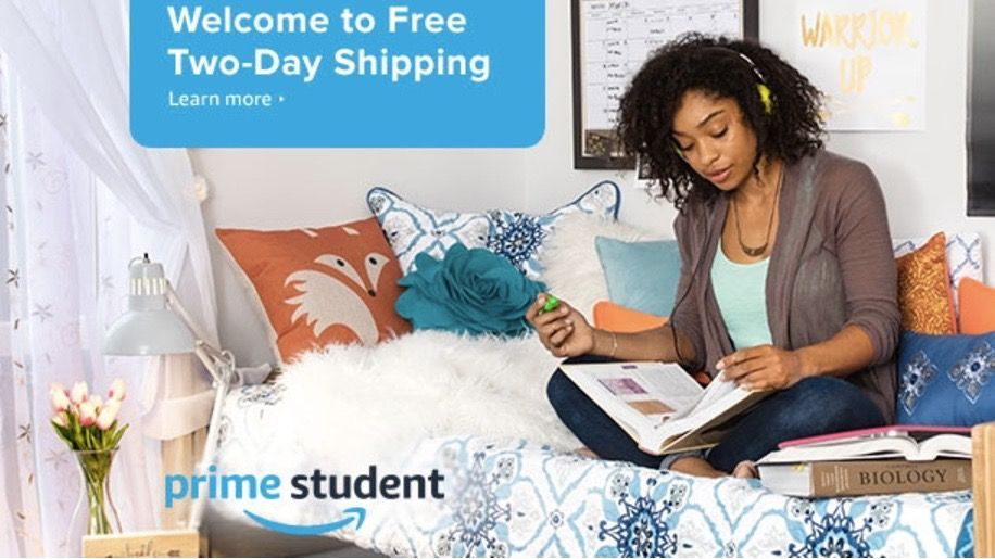 Amazon Prime Student cost how to get the school discount