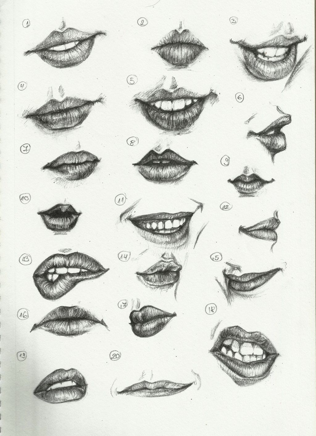 Ctrl Paint Draw 20 Lips By 1queteam1soulfly On Deviantart Art
