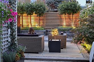 garden lighting ideas google search