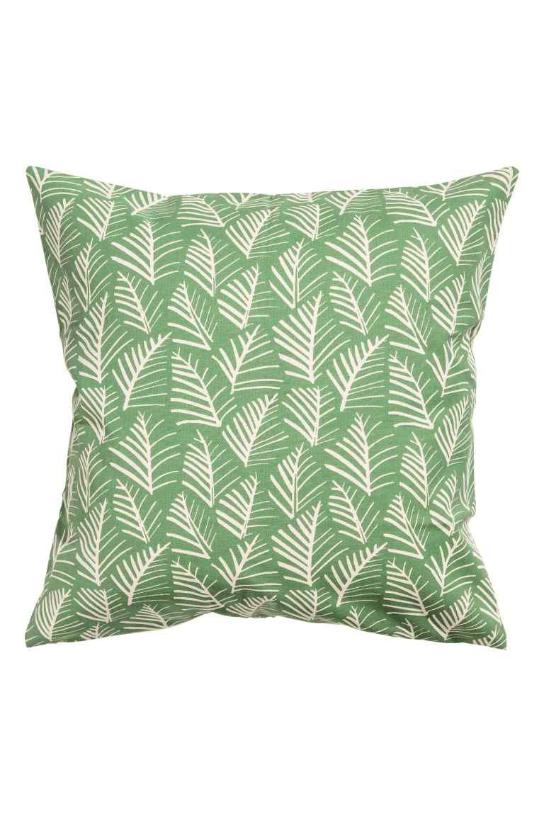 Patterned cushion cover   Pillows, Sitting rooms and Bedrooms